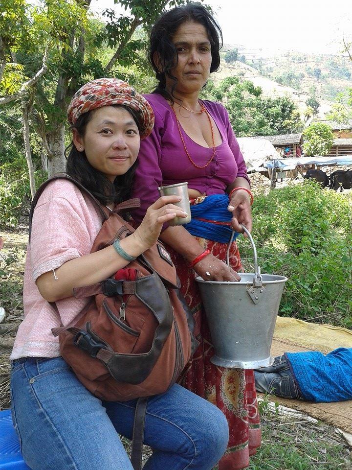 Ở nơi nhiều người chết nhất Nepal - ảnh 16