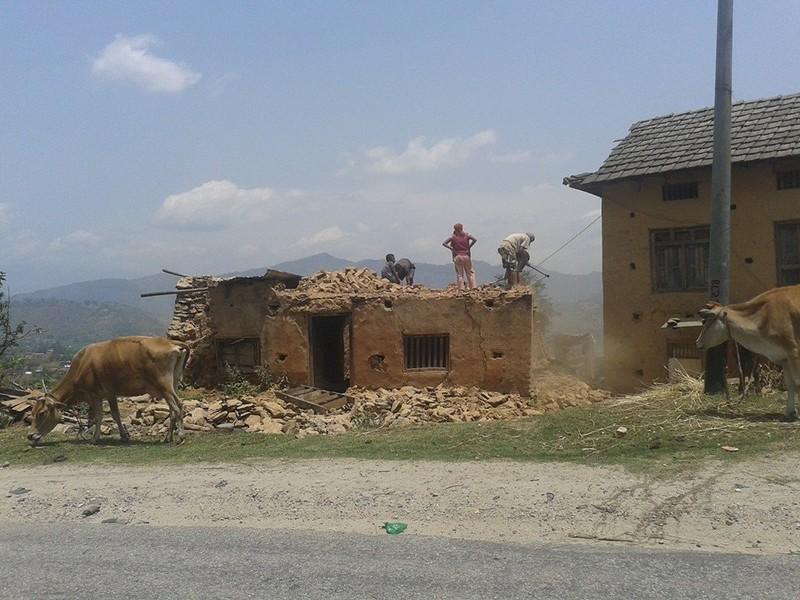 Ở nơi nhiều người chết nhất Nepal - ảnh 14