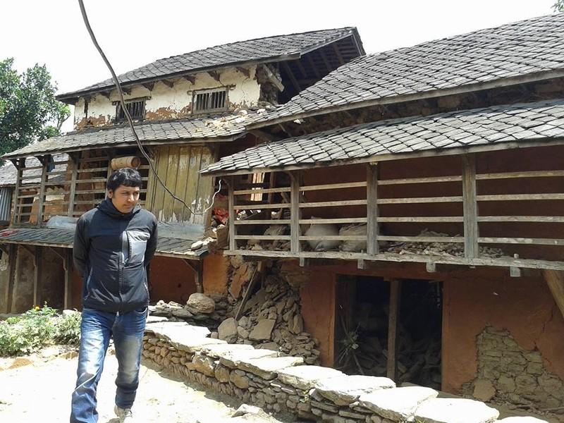 Ở nơi nhiều người chết nhất Nepal - ảnh 4