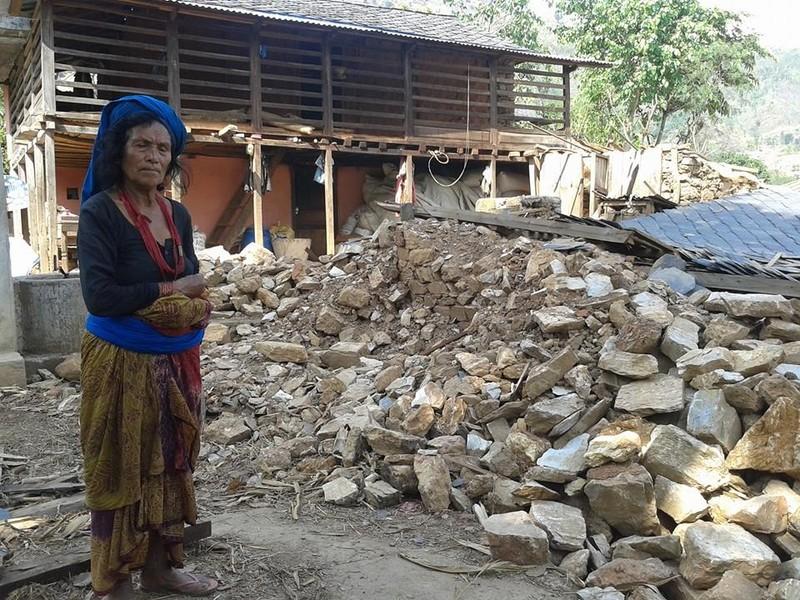 Ở nơi nhiều người chết nhất Nepal - ảnh 8