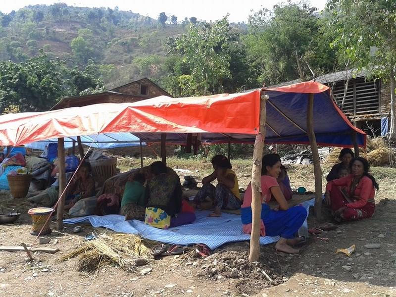 Ở nơi nhiều người chết nhất Nepal - ảnh 9