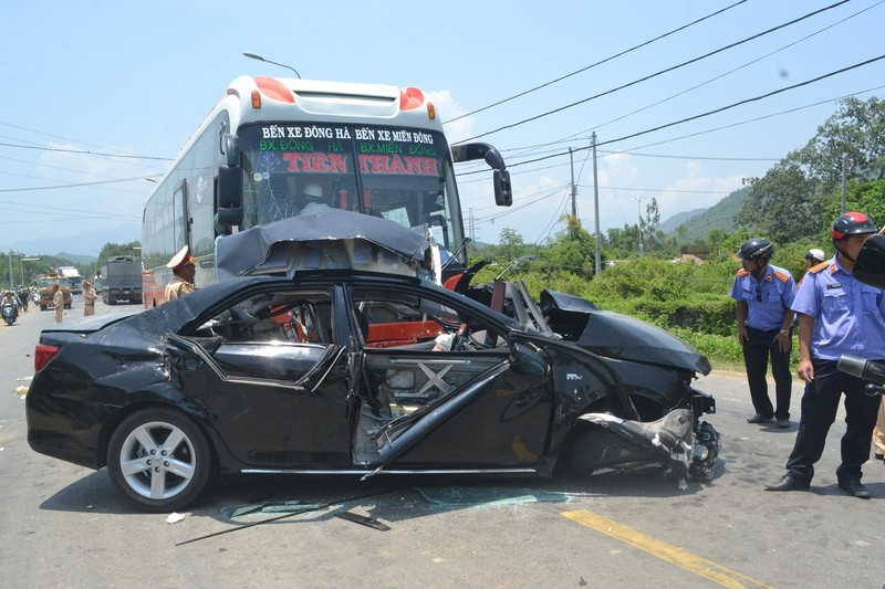 Thanh tra toàn diện hãng xe đò gây tai nạn thảm khốc ở Đà Nẵng - ảnh 1