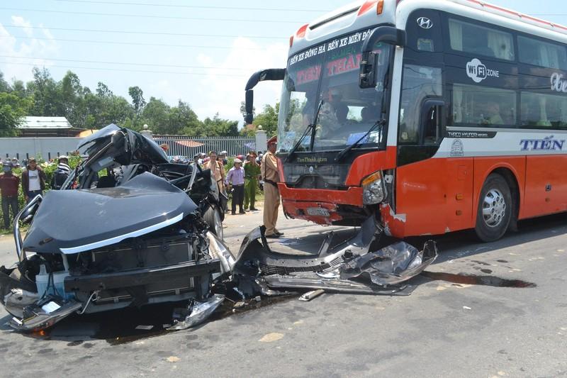 Thanh tra toàn diện hãng xe đò gây tai nạn thảm khốc ở Đà Nẵng - ảnh 2