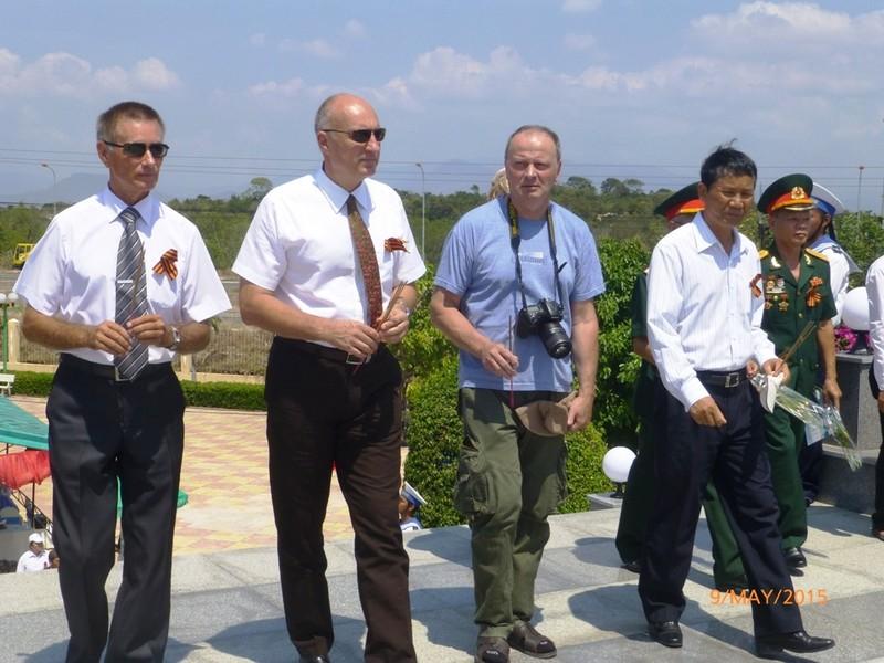 Kỷ niệm ngày chiến thắng phát xít ở Khánh Hòa - ảnh 5