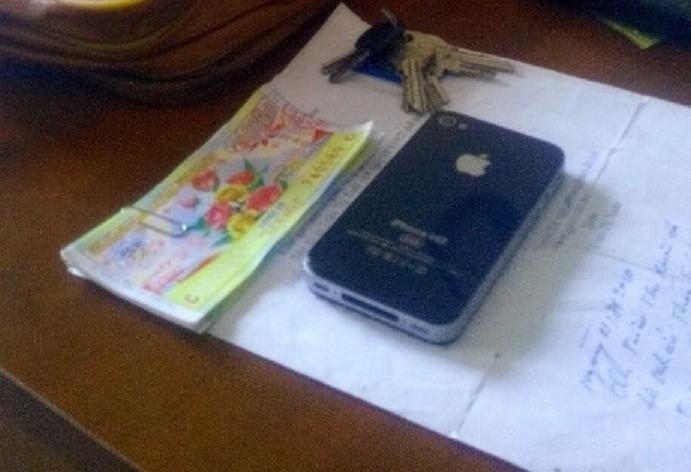 'Hiệp sĩ' lật tẩy người phụ nữ chuyên lừa bán iphone dỏm - ảnh 1