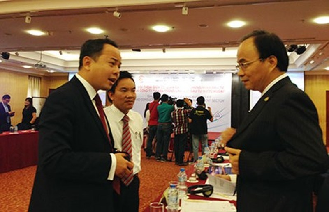 Ông Lê Mạnh Hà được bổ nhiệm làm phó Chủ nhiệm Văn phòng chính phủ - ảnh 1