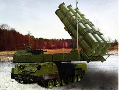 Nga tiết lộ thông tin về tổ hợp tên lửa Buk-M3 - ảnh 1