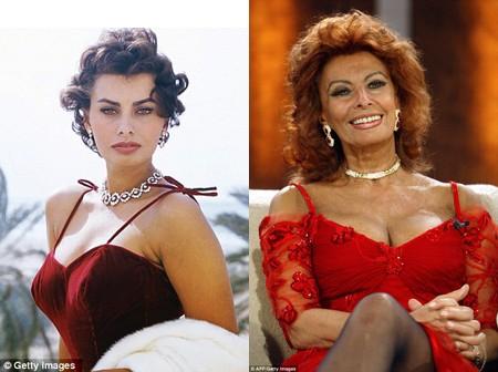 Hiện giờ đã ở tuổi 80, minh tinh điện ảnh người Ý