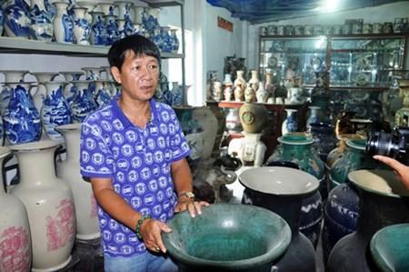 Kho cổ vật của 'ông trùm' gốm sứ Sài Gòn - ảnh 3