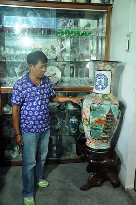 Kho cổ vật của 'ông trùm' gốm sứ Sài Gòn - ảnh 4