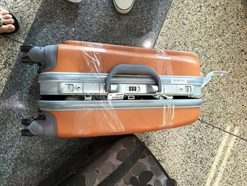 Cục Hàng không lên kế hoạch dẹp nạn mất cắp hành lý ở sân bay - ảnh 1