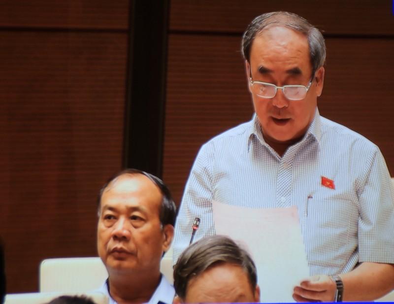 Đại biểu không muốn dời Luật Biểu tình qua nhiệm kỳ QH sau - ảnh 1