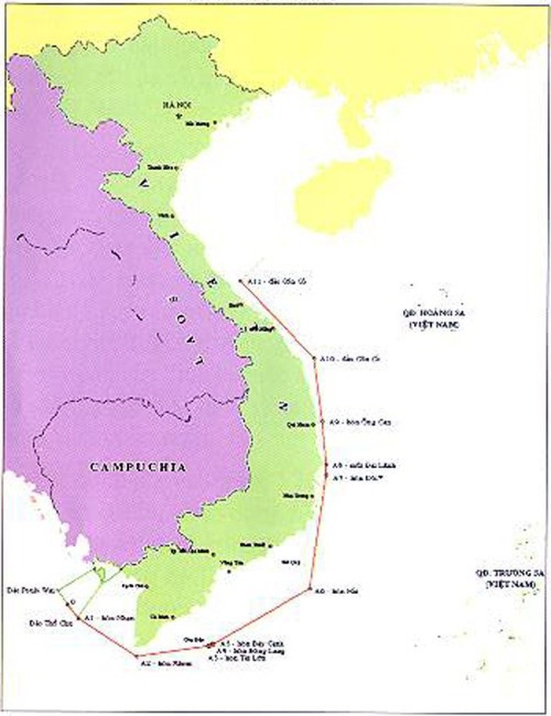 Ts Trần Công Trục: Những nỗi sợ vô hình phi lý của người Việt ở Biển Đông - ảnh 3