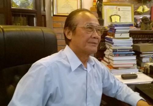 Ts Trần Công Trục: Những nỗi sợ vô hình phi lý của người Việt ở Biển Đông - ảnh 1