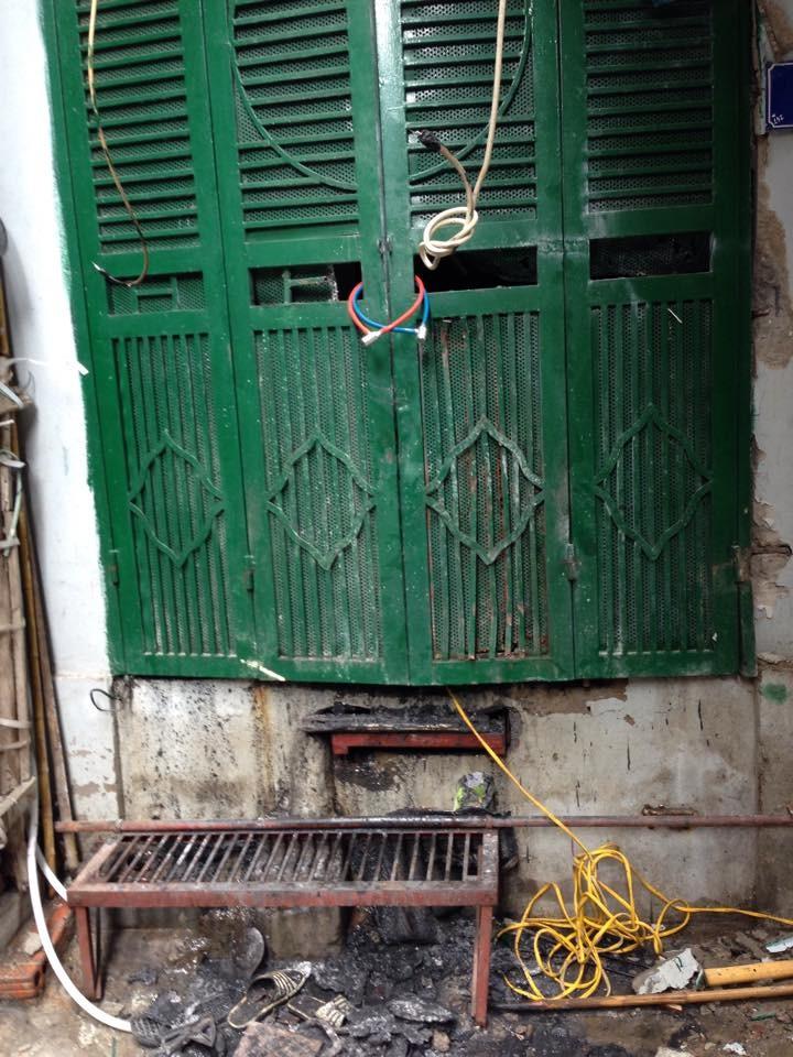 Cháy kinh hoàng ở Hà Nội, 5 người trong gia đình chết thảm khốc - ảnh 3