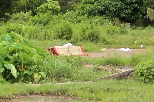 Phát hiện thi thể người phụ nữ trên sông Sài Gòn - ảnh 1