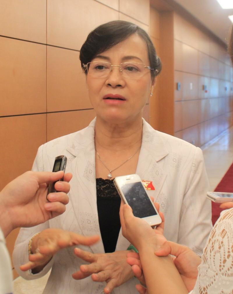 Cuộc tranh luận đặc biệt giữa Bộ trưởng Thăng và ĐB Quyết Tâm - ảnh 2
