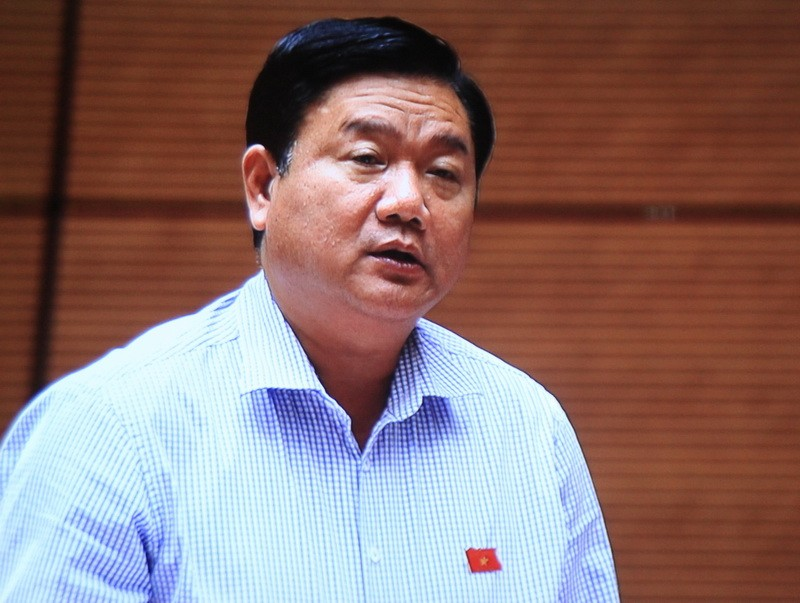 Cuộc tranh luận đặc biệt giữa Bộ trưởng Thăng và ĐB Quyết Tâm - ảnh 1