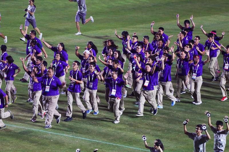Dấu ấn SEA Games 28: Khi những tình nguyện viên được tôn vinh - ảnh 1