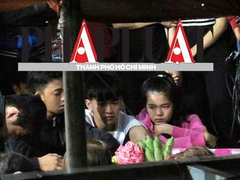 Vụ thảm sát Bình Phước: Tiếng khóc than xé nát đêm đen - ảnh 6