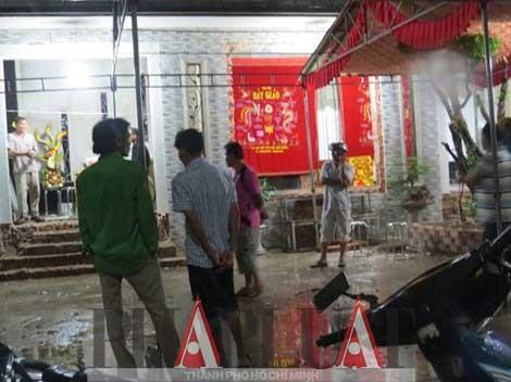 Vụ thảm sát Bình Phước: Tiếng khóc than xé nát đêm đen - ảnh 1