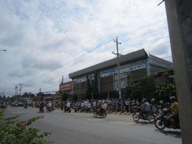 Gia thế giàu có của nạn nhân vụ thảm sát 6 người ở Bình Phước - ảnh 1