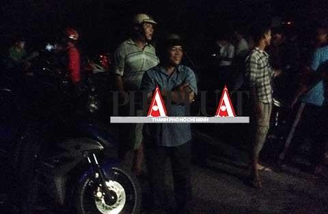 Nghi phạm bị bắt ngay tại đám tang các nạn nhân vụ thảm sát - ảnh 2