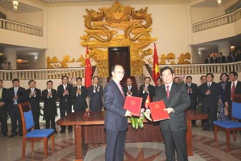 Mục đích chuyến thăm Việt Nam của Phó Thủ tướng Trung Quốc - ảnh 3