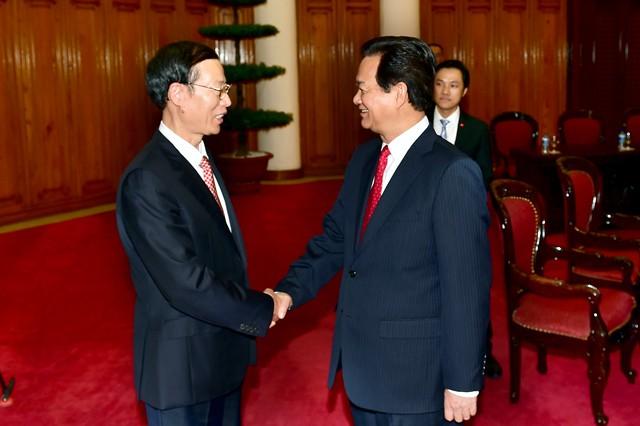 Mục đích chuyến thăm Việt Nam của Phó Thủ tướng Trung Quốc - ảnh 1