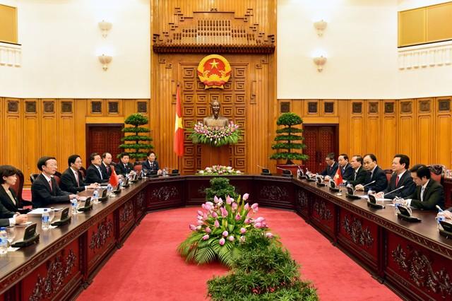 Mục đích chuyến thăm Việt Nam của Phó Thủ tướng Trung Quốc - ảnh 2