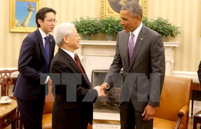 Tám lý do khiến cuộc gặp Hoa Kỳ-Việt Nam mang tính lịch sử - ảnh 1