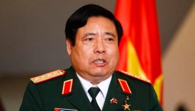 Sáng 25-7, Bộ trưởng Phùng Quang Thanh về đến Việt Nam  - ảnh 1