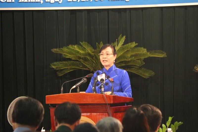Khai mạc kỳ họp HĐND: TP.HCM vẫn tiếp tục thu phí xe máy - ảnh 2