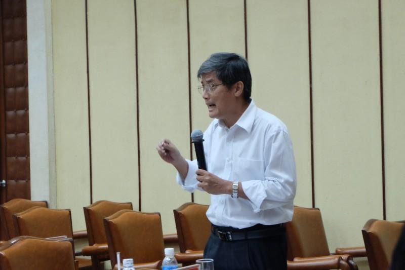TP.HCM: Nhiều đại biểu muốn dừng thu phí xe máy - ảnh 3
