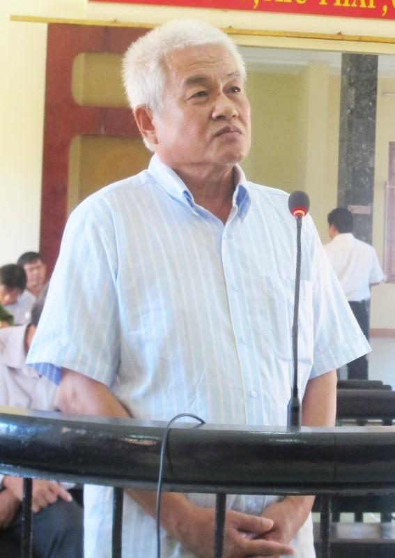 Cựu giám đốc Cảng Vũng Rô bị phạt 13 năm tù - ảnh 1