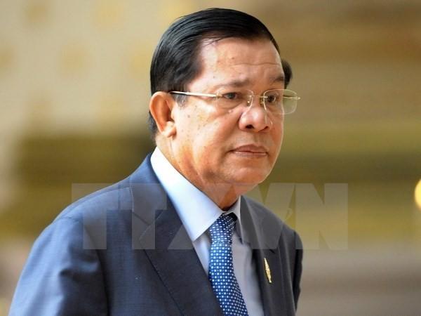Campuchia sẽ xử lý người cáo buộc chính phủ dùng bản đồ giả - ảnh 1