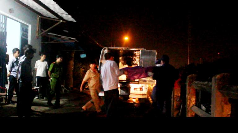 Tàu hỏa cán chết người ở quận Bình Thạnh - ảnh 2