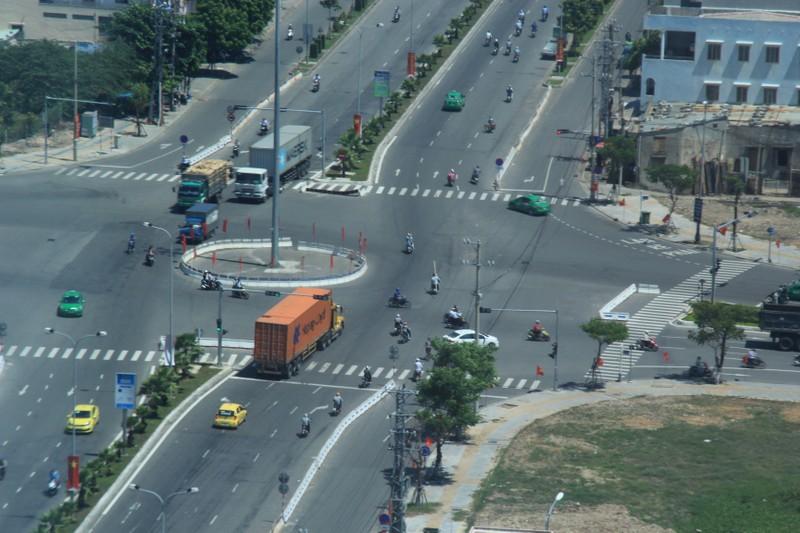 Đà Nẵng xin ý kiến Thủ tướng về không thu phí xe máy - ảnh 1