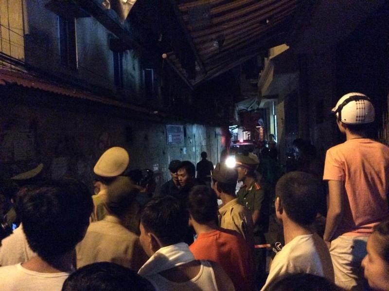 Hà Nội: Nổ lớn rung chuyển, một người thiệt mạng - ảnh 1
