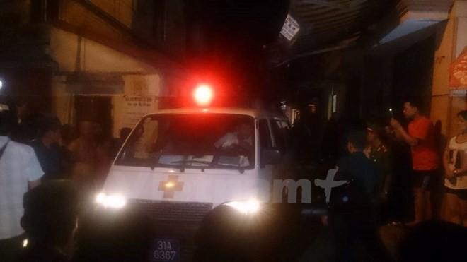 Vụ nổ mìn ở ngõ Thông Phong: Khởi tố vụ án 'giết người' - ảnh 1