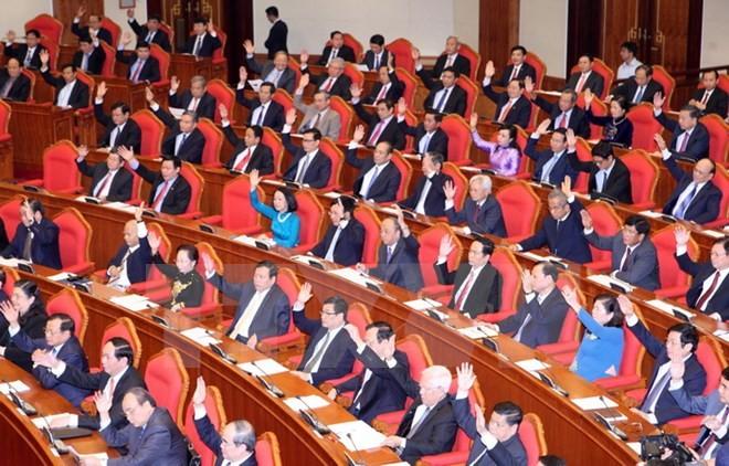 Bộ Chính trị trình kết quả giới thiệu nhân sự Ban Chấp hành Trung ương khóa XII - ảnh 1