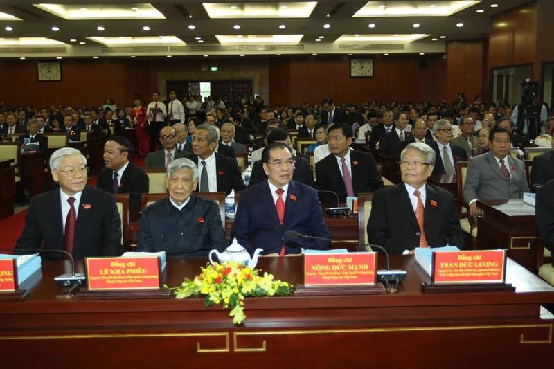 Khai mạc Đại hội Đảng bộ TP.HCM lần thứ X nhiệm kỳ 2015-2020 - ảnh 2