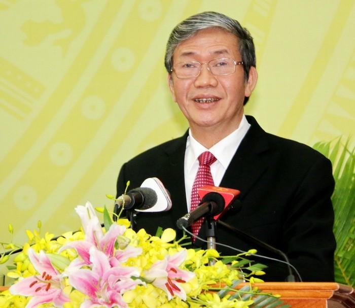 Khai mạc đại hội đảng bộ Hậu Giang nhiệm kỳ 2015-2020 - ảnh 2