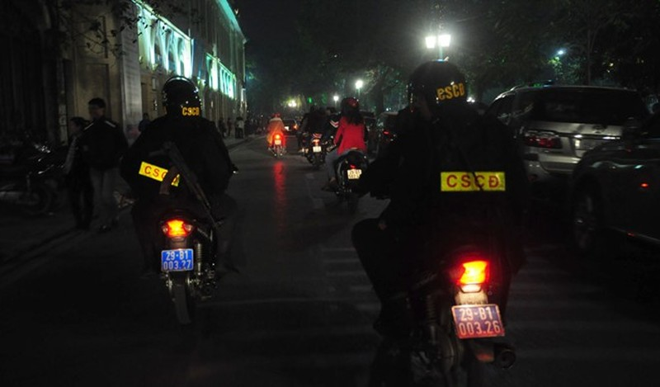 Khi nào cảnh sát cơ động được mặc thường phục tuần tra? - ảnh 1