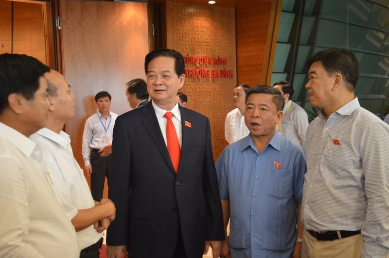 Thủ tướng đăng đàn trả lời chất vấn về quan hệ Việt-Trung - ảnh 1