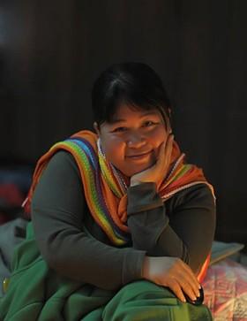 Chị Lê Thị Hương Giang