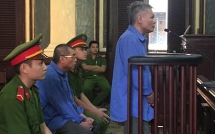 Vừa lãnh án tử hình, cựu tổng giám đốc ALC II lại hầu tòa - ảnh 1