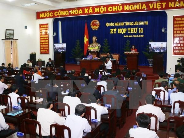Thủ tướng ký quyết định phê chuẩn nhân sự năm tỉnh - ảnh 1