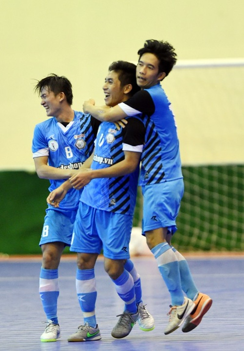 Cúp quốc gia môn Futsal: 'Tuyển quốc gia' vô địch quốc gia đều bị loại - ảnh 2