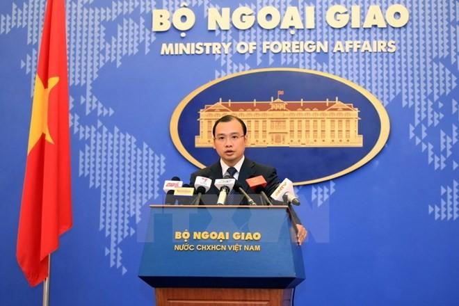 Việt Nam lên tiếng việc máy bay Trung Quốc hạ cánh ở Trường Sa - ảnh 1